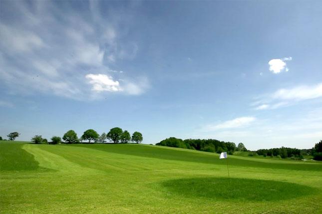 golf na kaszubach